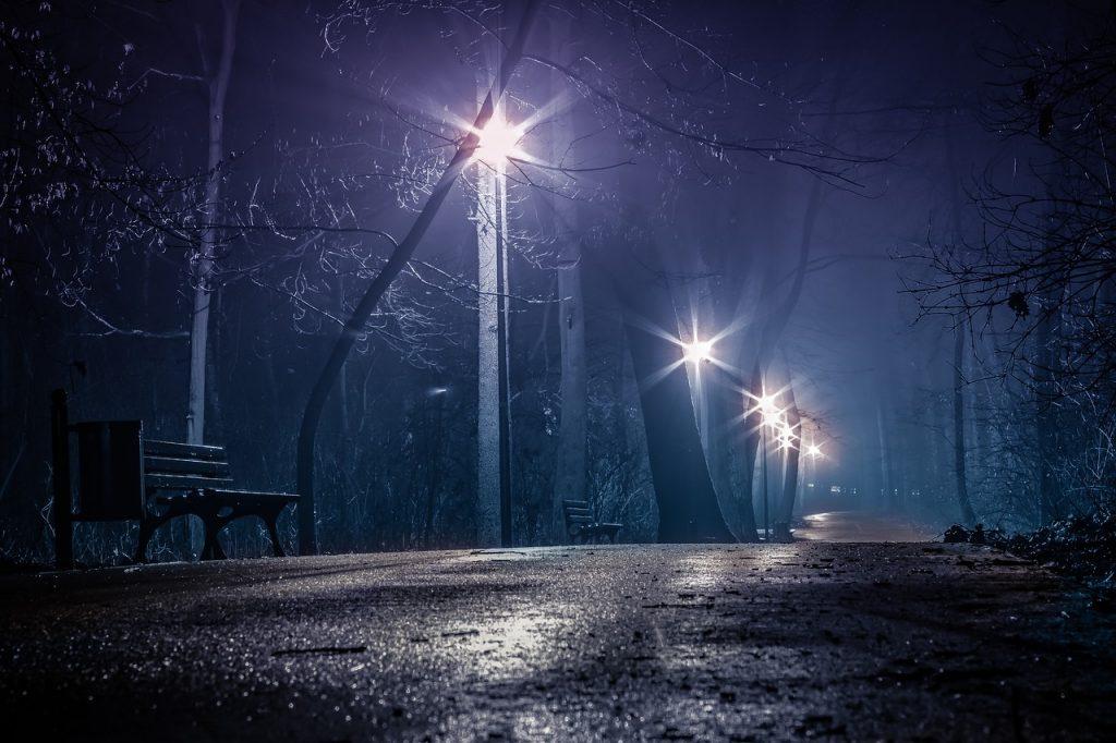 dark parc, le parc de la nuit, film d'horreur