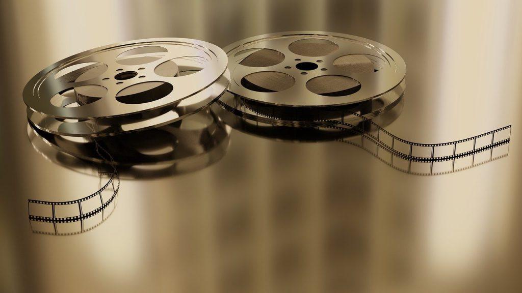 film, rouleau de film, pellicule